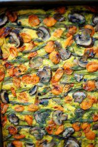 Frittata (Vegan, Gluten Free) 4