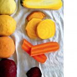 Fresh Vegan Rainbow Pasta Dough with Ravioli Recipe