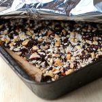 Butterfinger breakfast bars, vegan, gluten free