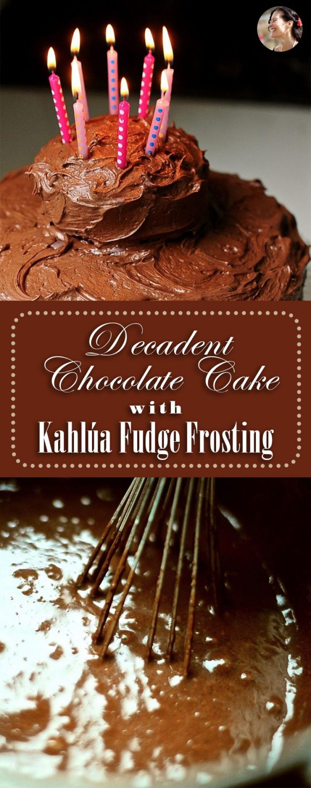 Decadent Old fashioned Vegan Chocolate Cake with Kahlúa Fudge Frosting) made with aquafaba egg replacer SunnysideHanne #sunnysidehanne #vegan  #veganrecipes  #vegandesserts #vegancake #vegancakerecipes #chocolate #chocolatecake #chocolatecakerecipe #veganbaking #veganbakingrecipes #noeggs  #dairyfree #dairyfreerecipes #dairyfreedessert #dairyfreebaking #dairyfreecake #aquafaba
