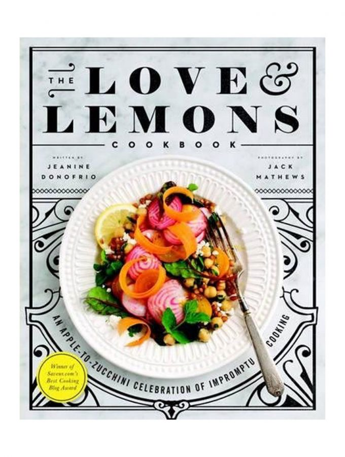 The Love and Lemon's Cookbook