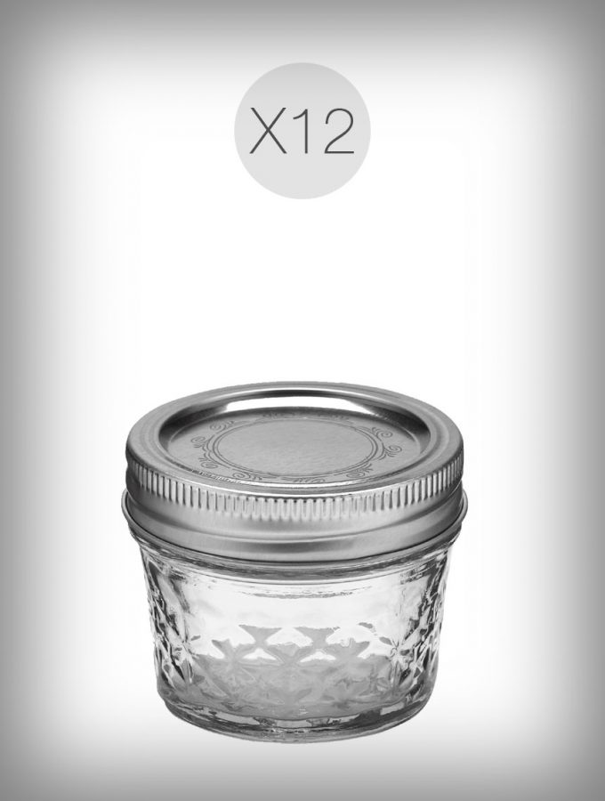 4oz Ball Jar Set