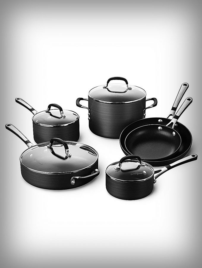 Non-Stick Pot and Pan Set