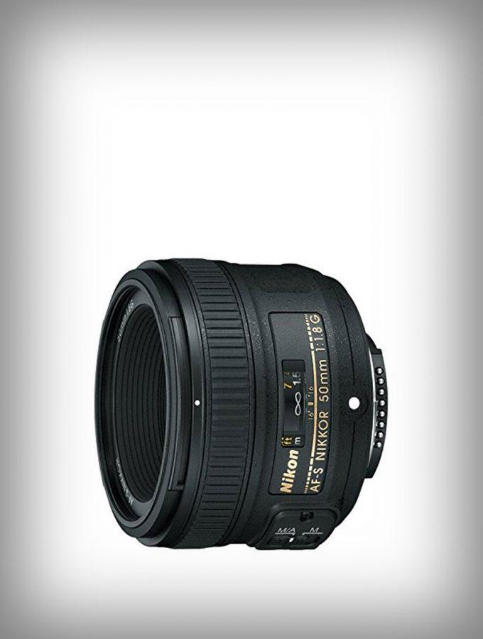 Nikkor 50mm 1.8G Lens