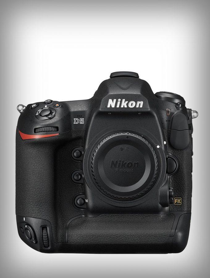 Nikon D5 FX DSLR Camera