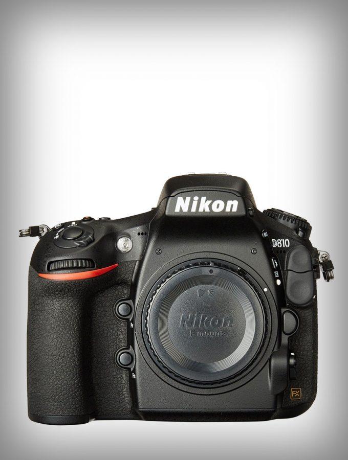 Nikon D810 FX DSLR Camera