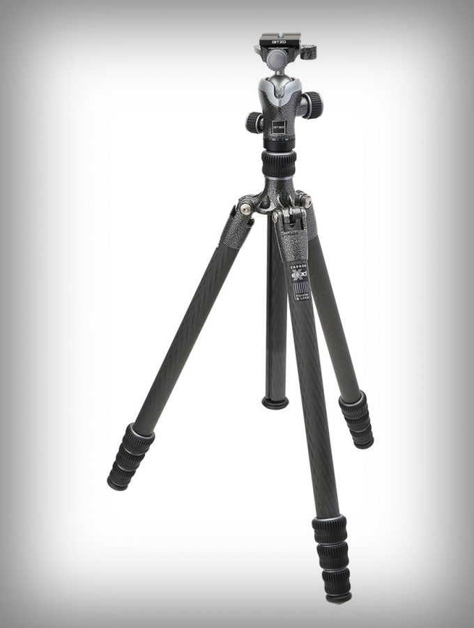 Gitzo 4 Section Tripod & Head