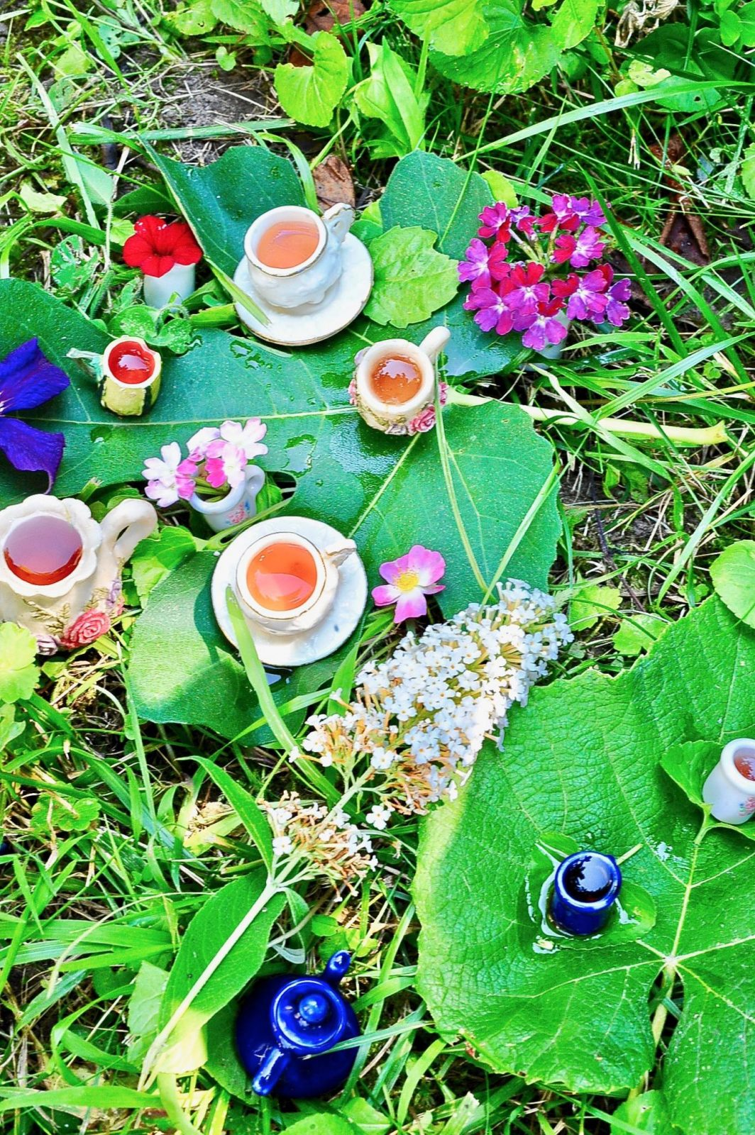 18 recipes for a magical fairy tea party (vegan)