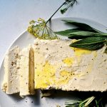 Herb Marinated Almond Feta (Vegan) 2