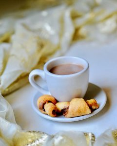 Perfect Vegan Rugelach, Hanukkah Crescent Cookies