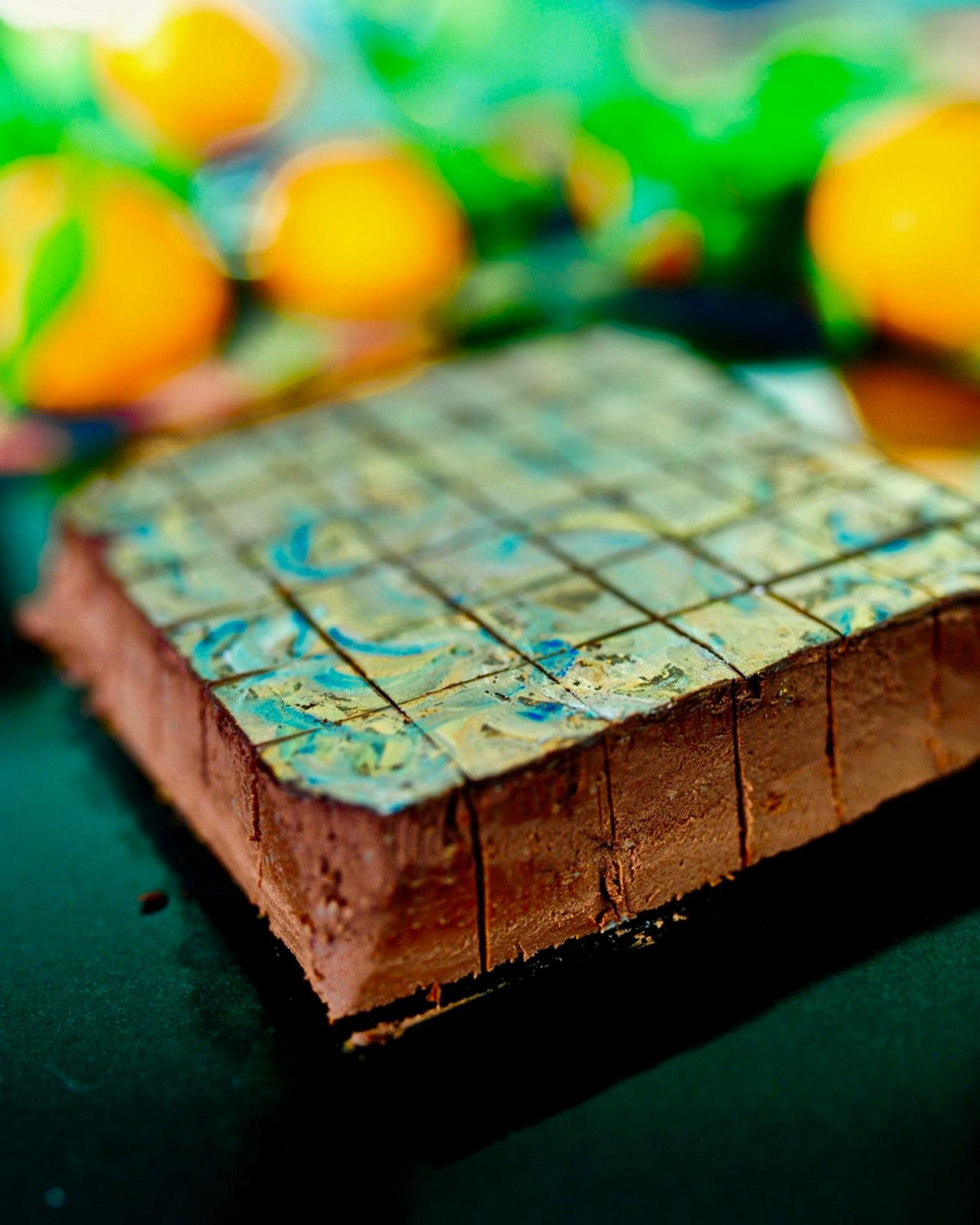 Orange Rosemary Chocolate Truffles (Vegan, Gluten Free ...