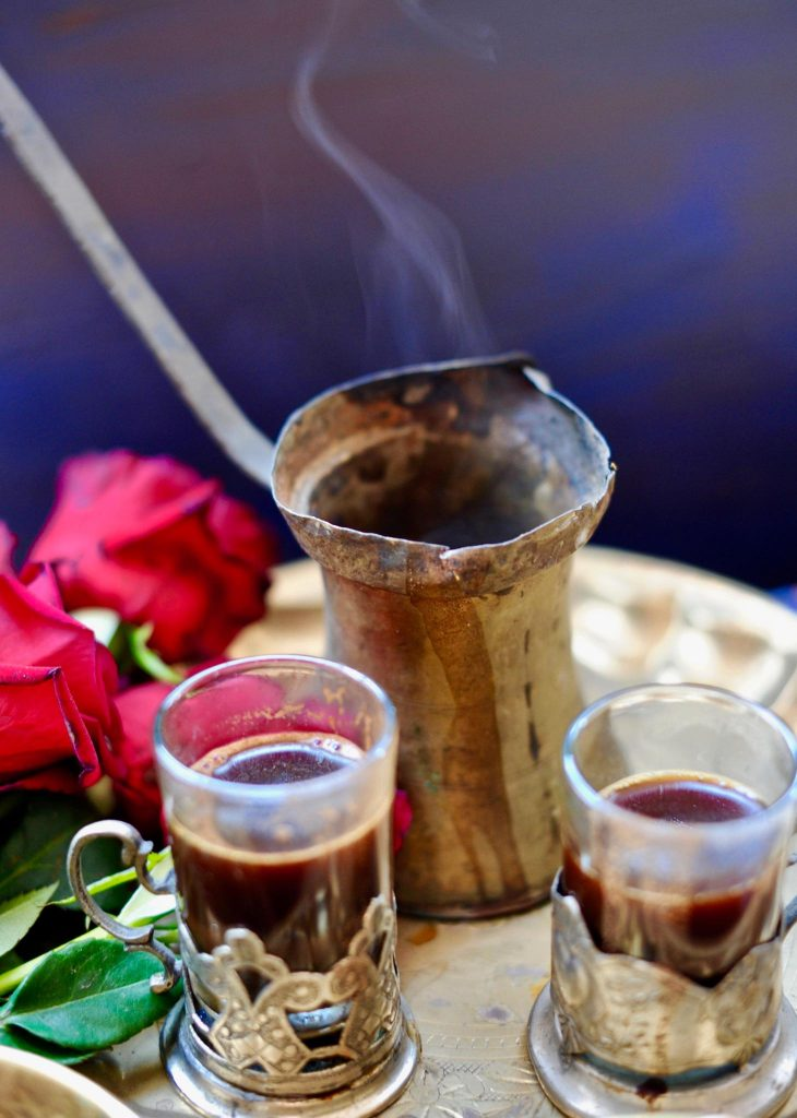 Aromatic Turkish Coffee Recipe