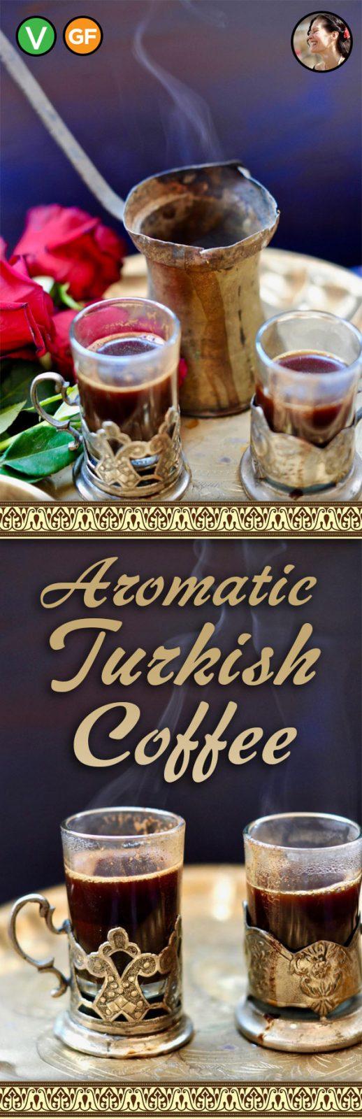Aromatic Turkish coffee recipe, Greek Coffee recipe
