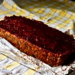 Vegan Mushroom Meatloaf with Sticky Asian Glaze (Gluten Free)1