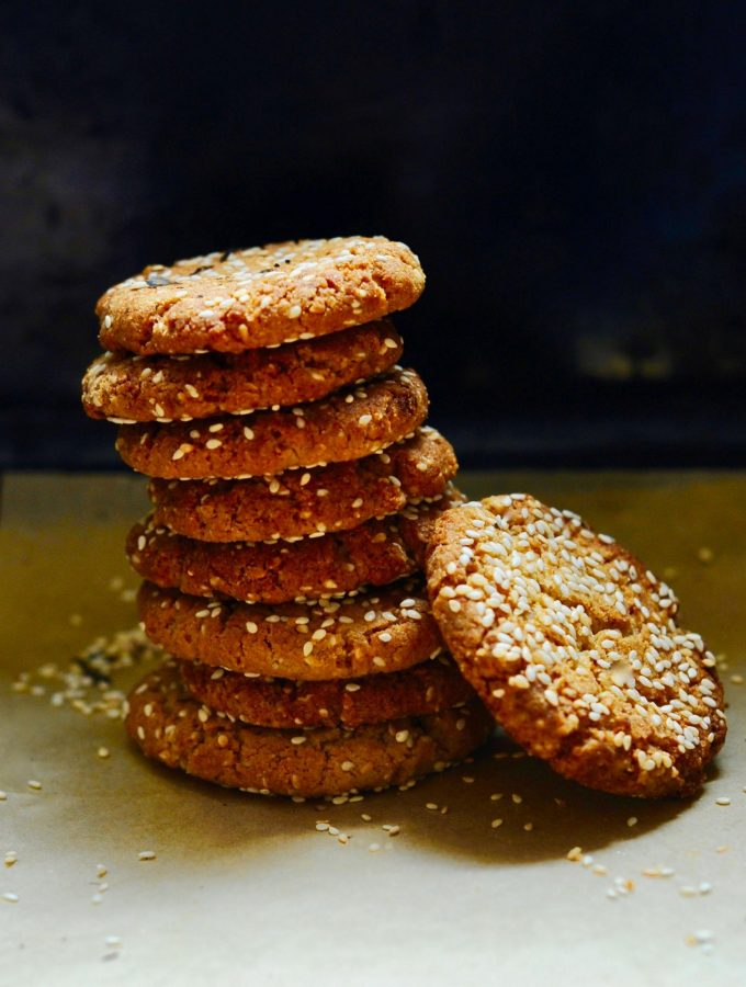 Vegan Lemon Tahini Cookies gluten free .jpg