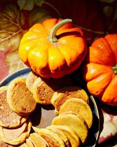 Fluffy Pumpkin