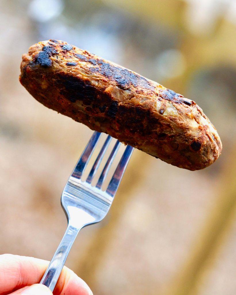 Vegan Italian sausage recipe